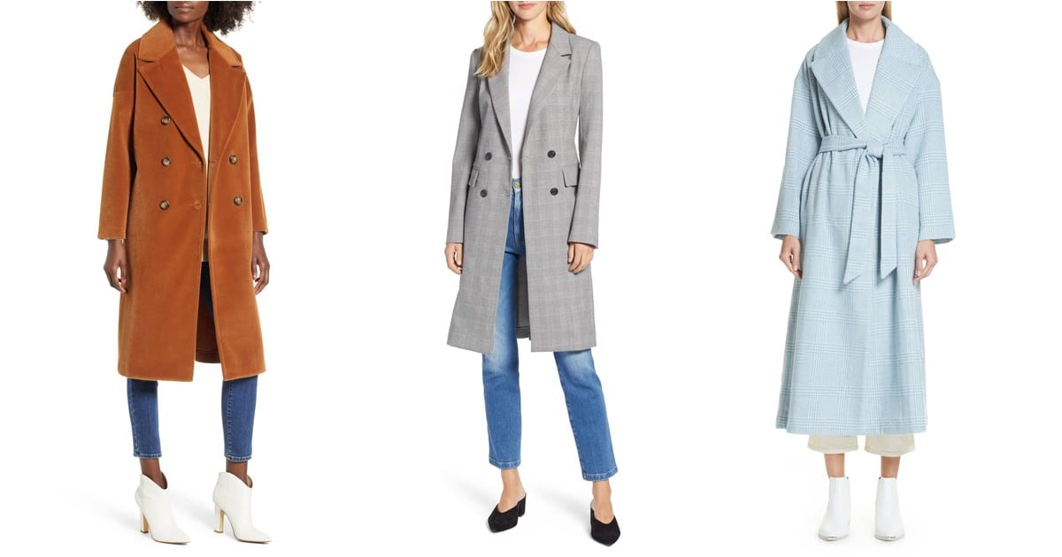 Nordstrom's Coat Selection Is Out of This World — These Are the 17 We Love