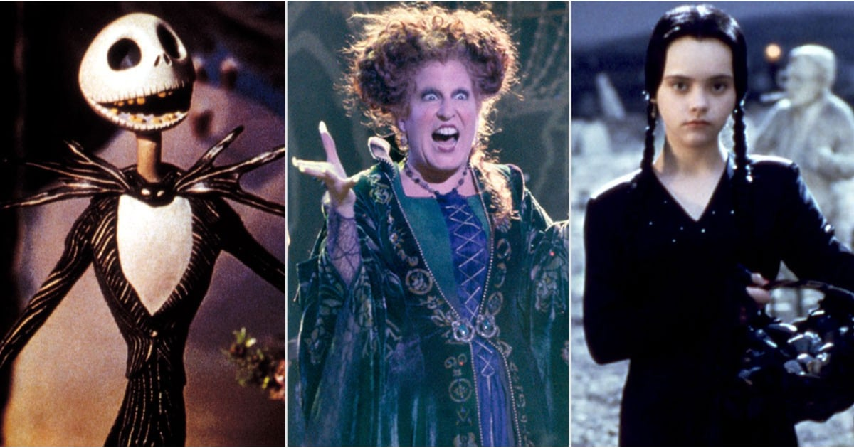 Time to Get Spooky! Freeform's 31 Nights of Halloween Schedule Is Here