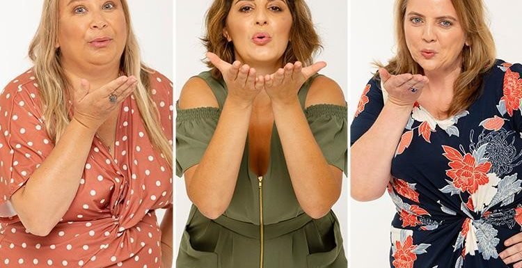 How often do YOU snog your partner? Three women kiss and tell… including one who smooches every day to 'keep the passion alive'