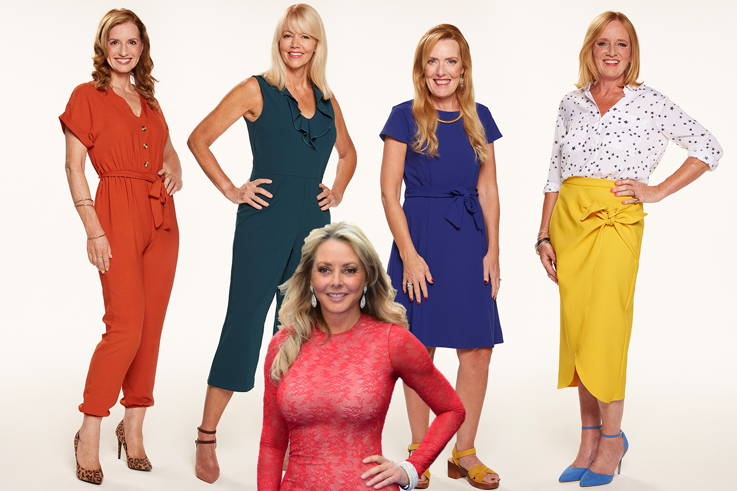 Women on having better sex, feeling confident and looking fabulous at 50 like TV beauty Carol Vorderman