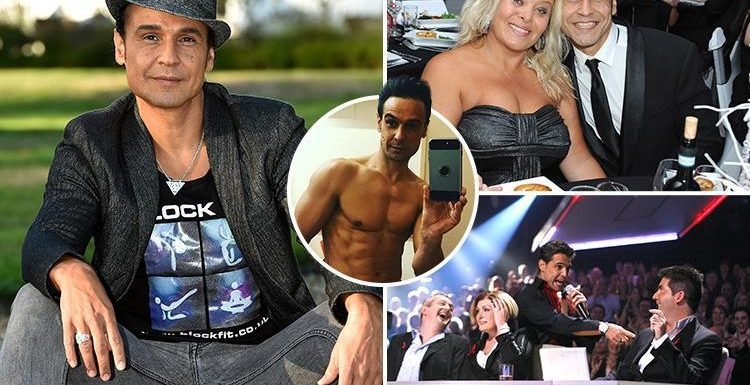 X Factor star Chico was convinced he was going to die after suffering a stroke that should have killed him 'instantly'