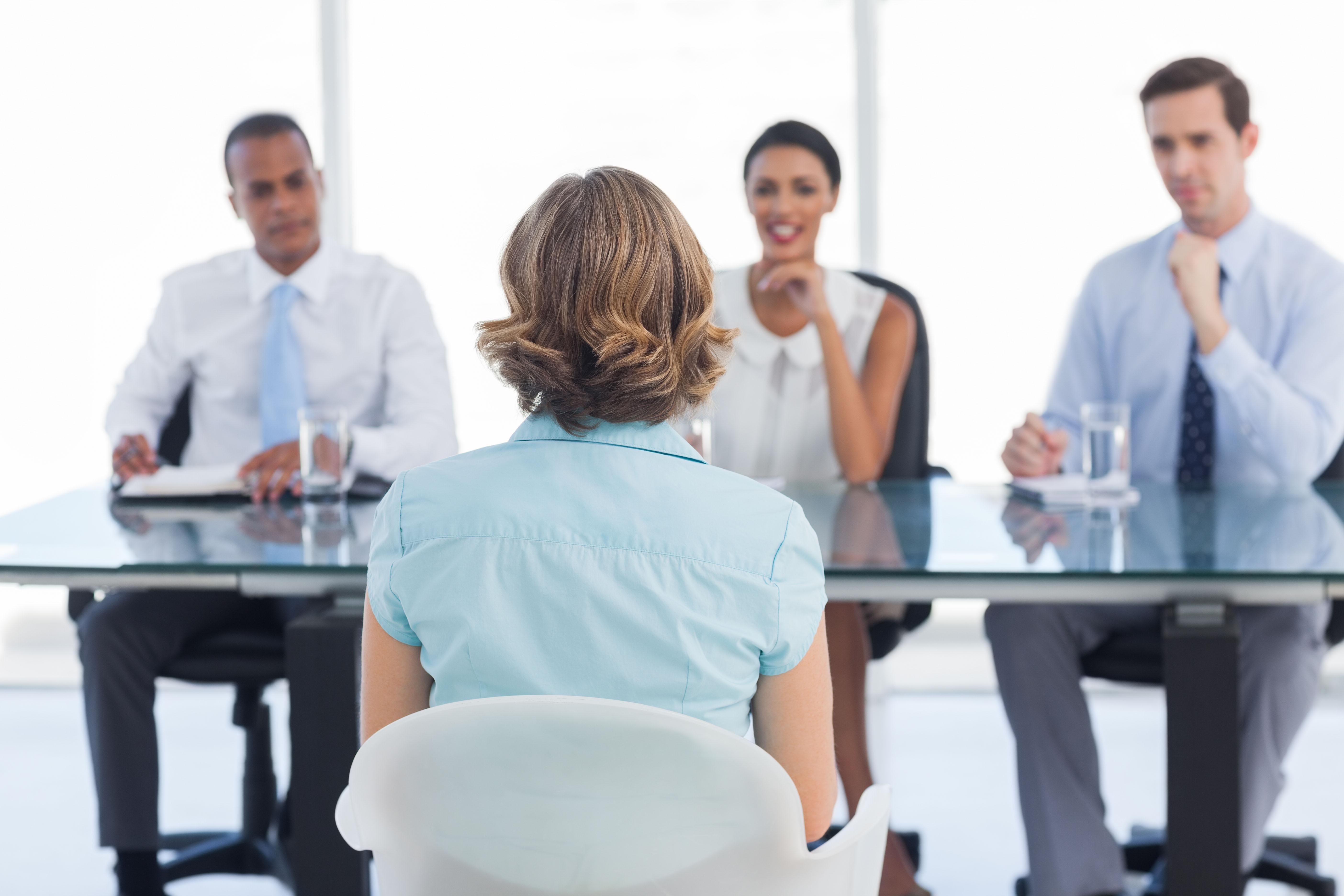 Six in 10 women struggle to articulate their thoughts and ideas during interviews, study finds