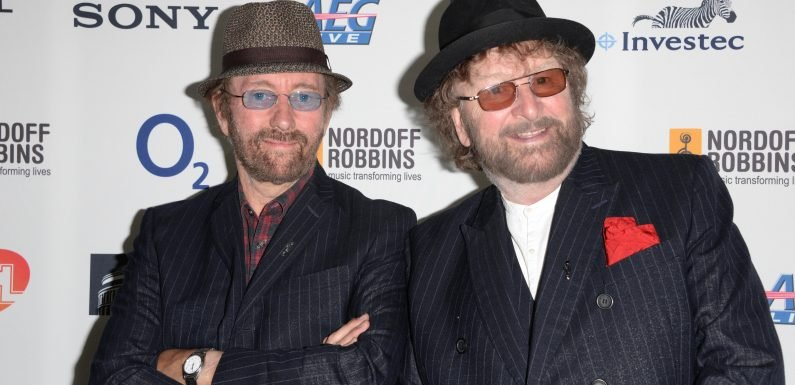 Chas and Dave star Dave Peacock reacts to death of Chas Hodges after 50 years as double act