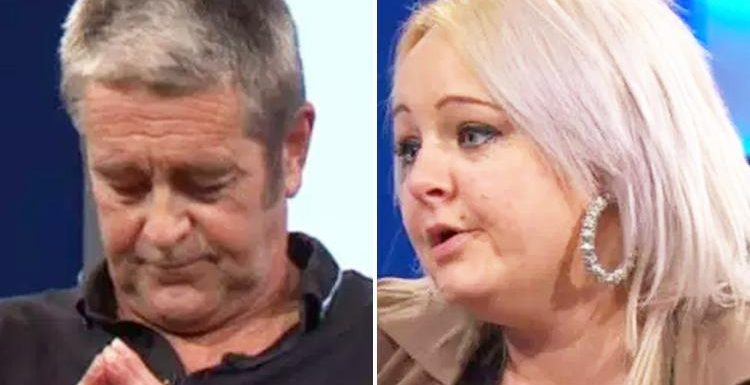Jeremy Kyle shocked by 'the most extraordinary story I've ever done' after guest finds out her dad isn't her biological father EIGHTEEN years after he 'abandoned her'