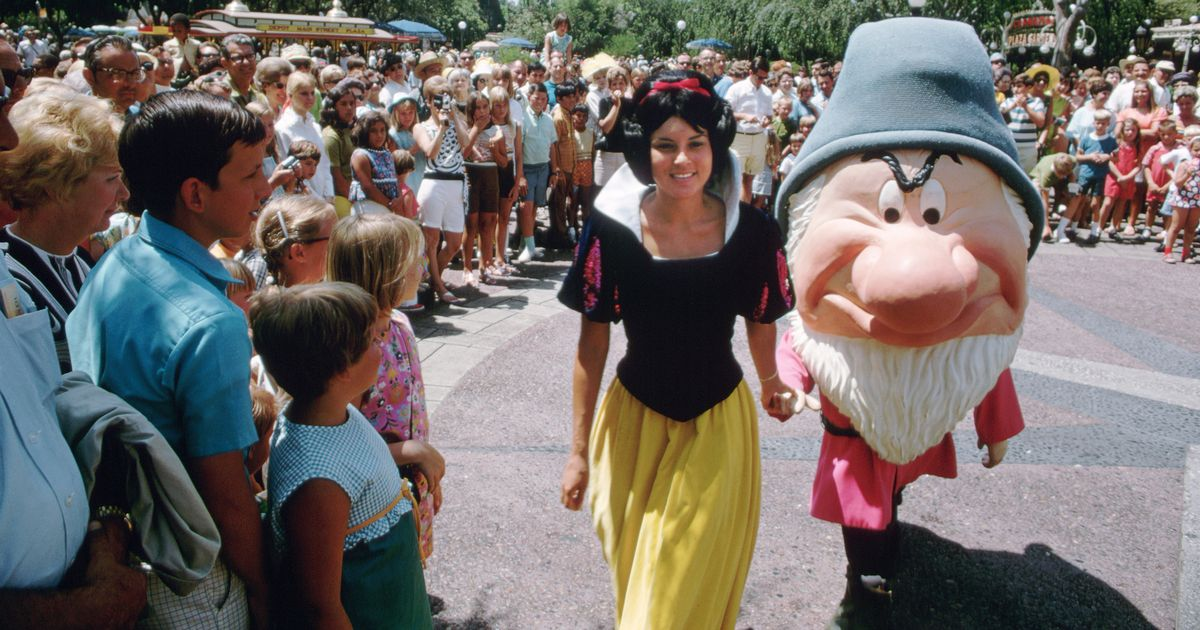 Why Disneyland can kick you out if you're wearing a costume