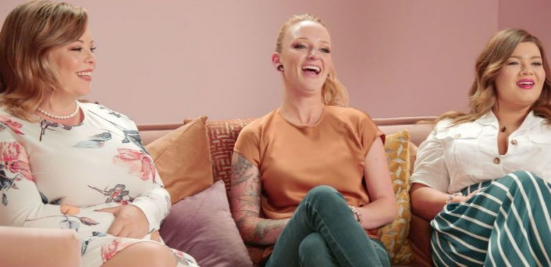 Maci Bookout, Catelynn Lowell, And Amber Portwood On Bristol Palin And Cheyenne Floyd Joining 'Teen Mom OG'