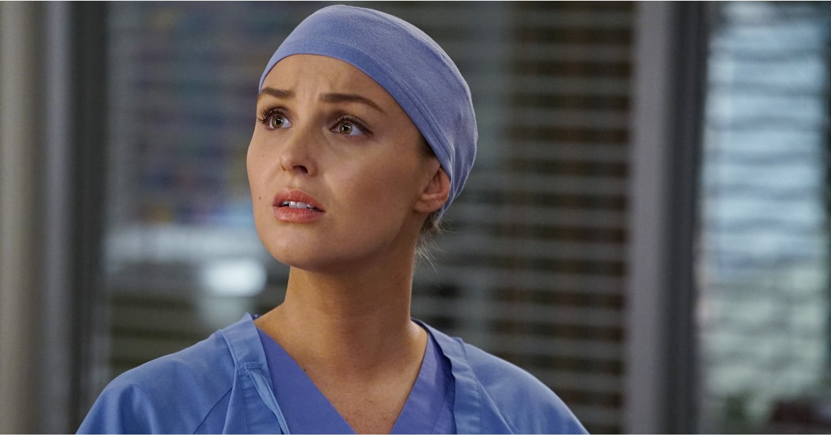 Camilla Luddington Dropped All Kinds of Juicy Hints About Grey's Anatomy Season 15