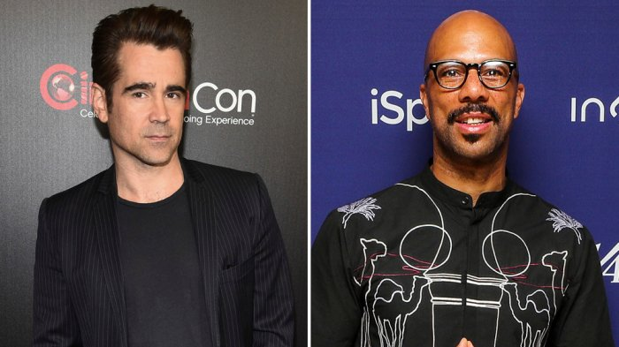 Colin Farrell, Common Join Jessica Chastain's Action Movie 'Eve'