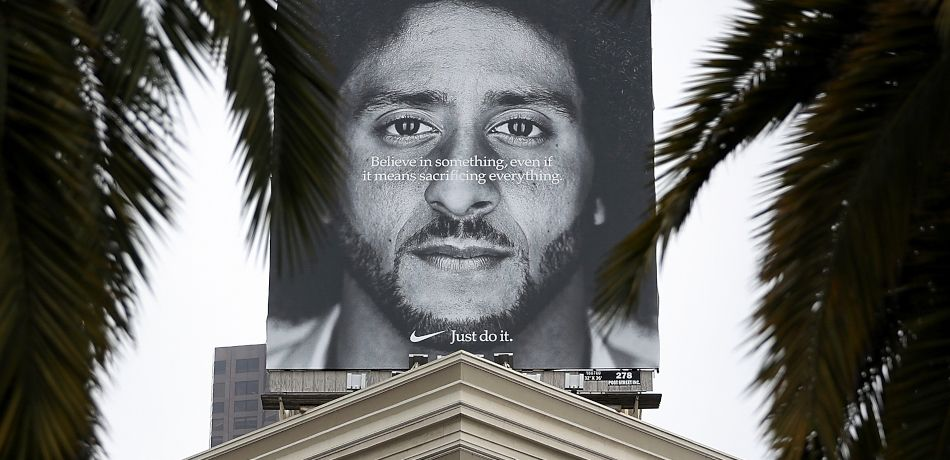 Mississippi Police Will Boycott Nike Products Due To Colin Kaepernick Ads