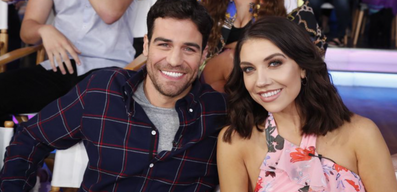 Jenna Johnson & Grocery Store Joe's First 'DWTS' Meeting Will Delight 'Bachelor' Fans
