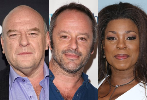 Dean Norris, Gil Bellows,  Lorraine Toussaint Join 'Scary Stories To Tell In The Dark'