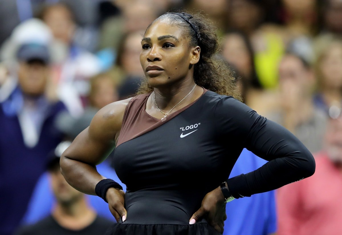 Serena Williams' Latest IG Photo Shows Exactly Where Her Focus Is After The U.S. Open