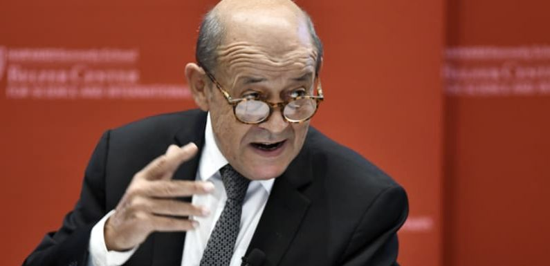 Trying to get out of the quagmire: France calls for goodwill coalition