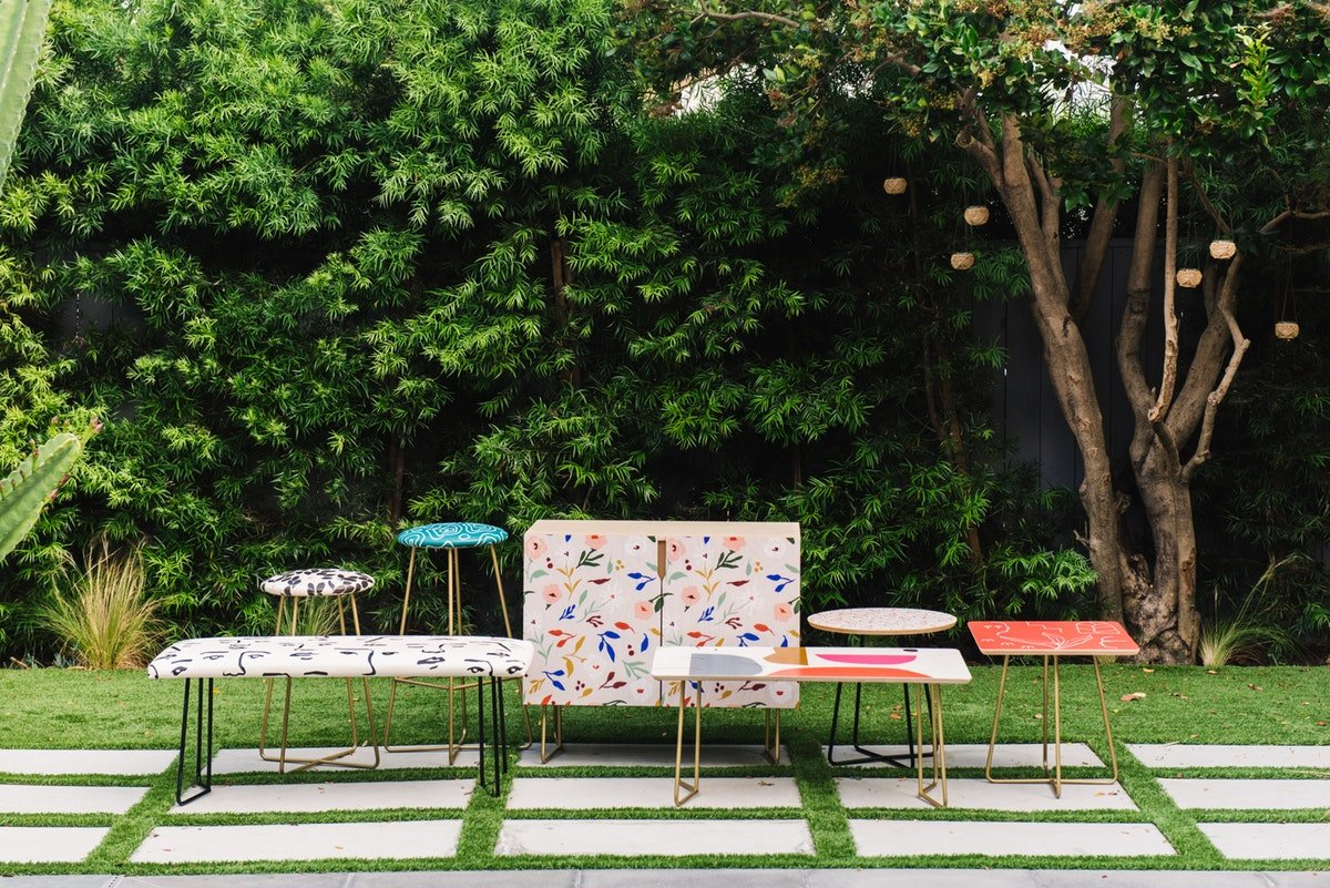 Society6's New Furniture Line Will Turn Your Apartment Into Pure Instagram Whimsy