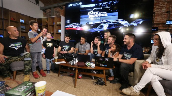 Xbox Partnering With Paul Walker Charity For October Fundraiser