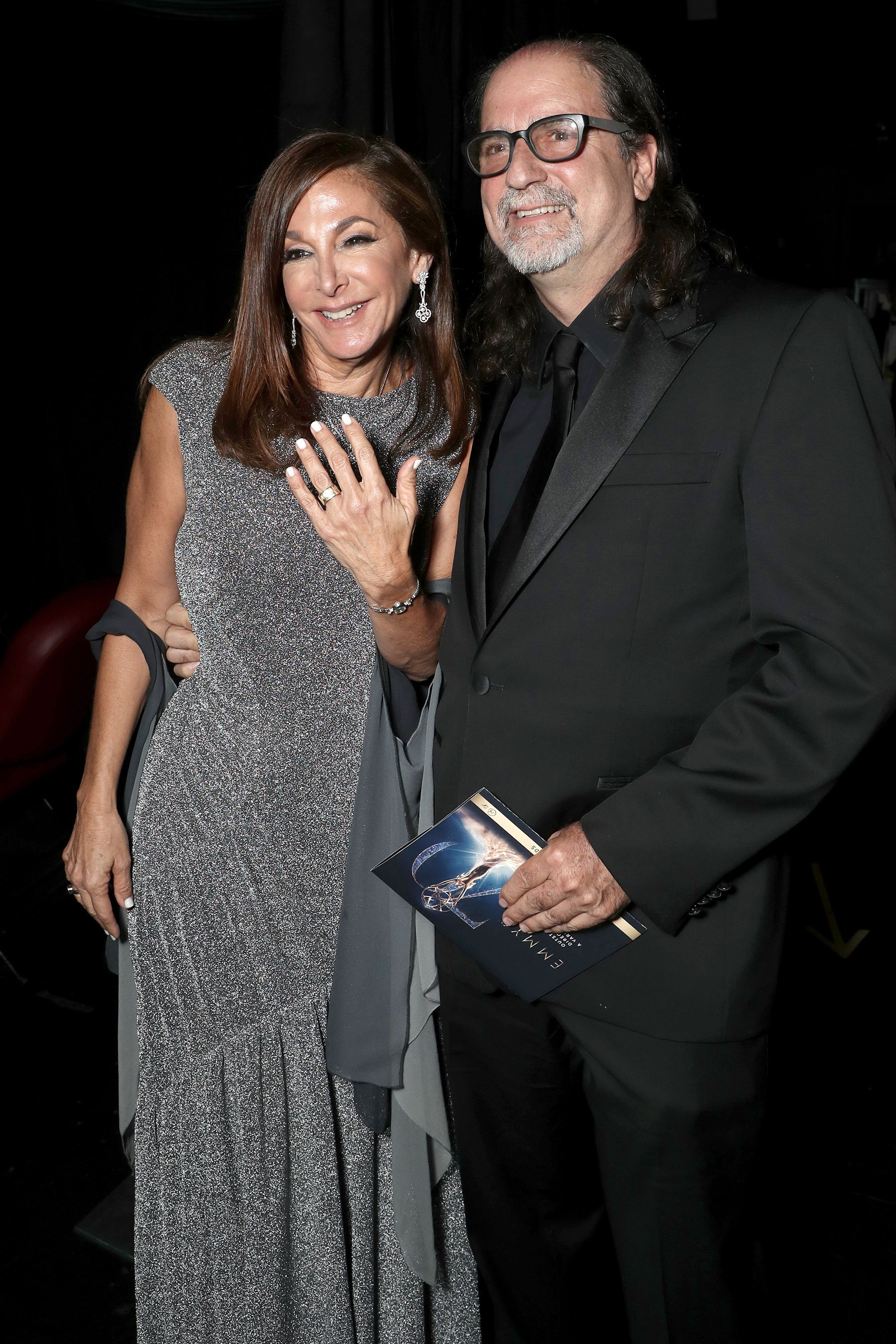 From Co-Workers to a Surprise Emmys Proposal: Inside Glenn Weiss and Jan Svendsen's Love Story