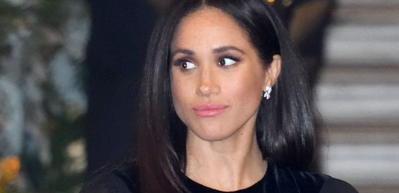 """Twitter Is Freaking Out Over Meghan Markle's """"British Accent"""" Again Thanks to This Footage"""