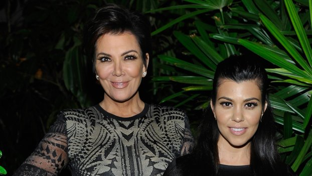 Kourtney Kardashian Shades Kris Jenner for Having an Affair as Khloé Tries to Mediate