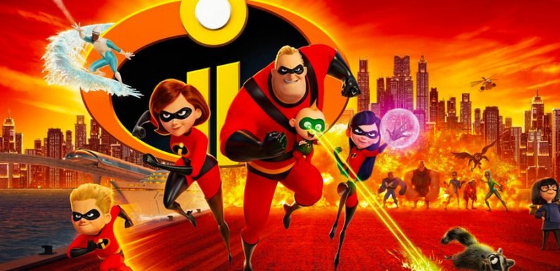 Full 'Incredibles 2' Blu-ray and DVD Details Revealed, Featuring Commentaries, Documentaries and More