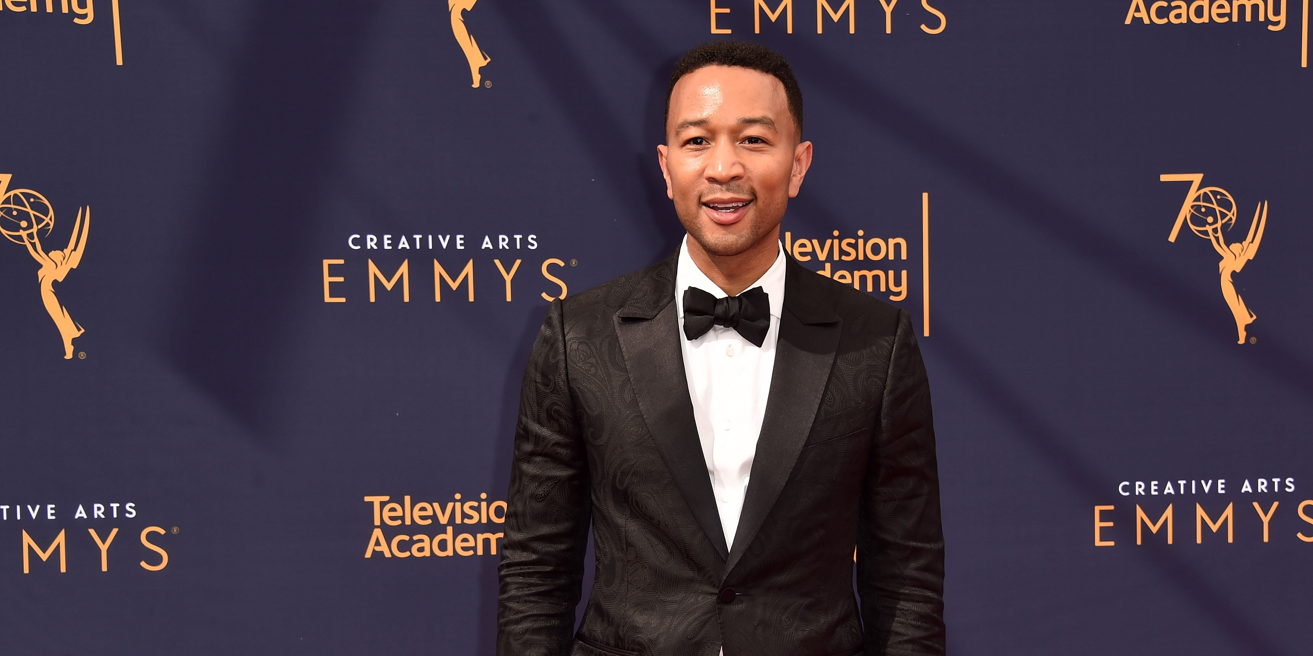 John Legend Joins 'The Voice' as a New Coach for Season 16