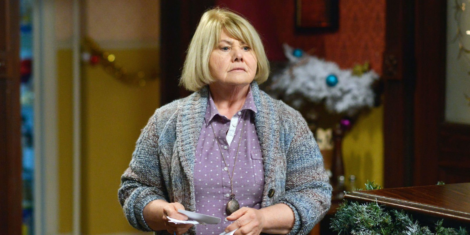 EastEnders star Annette Badland received threats for her role as twisted Aunt Babe