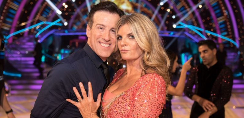 Strictly Come Dancing's Susannah Constantine reveals the surprising obstacle in her performances