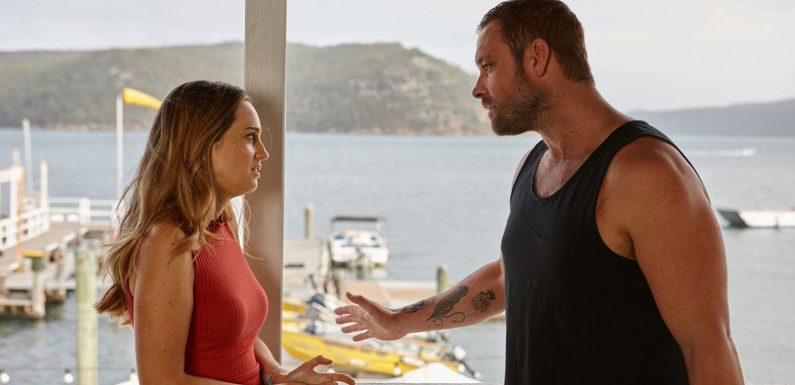 Home and Away to revisit Robbo's traumatic past in baby storyline