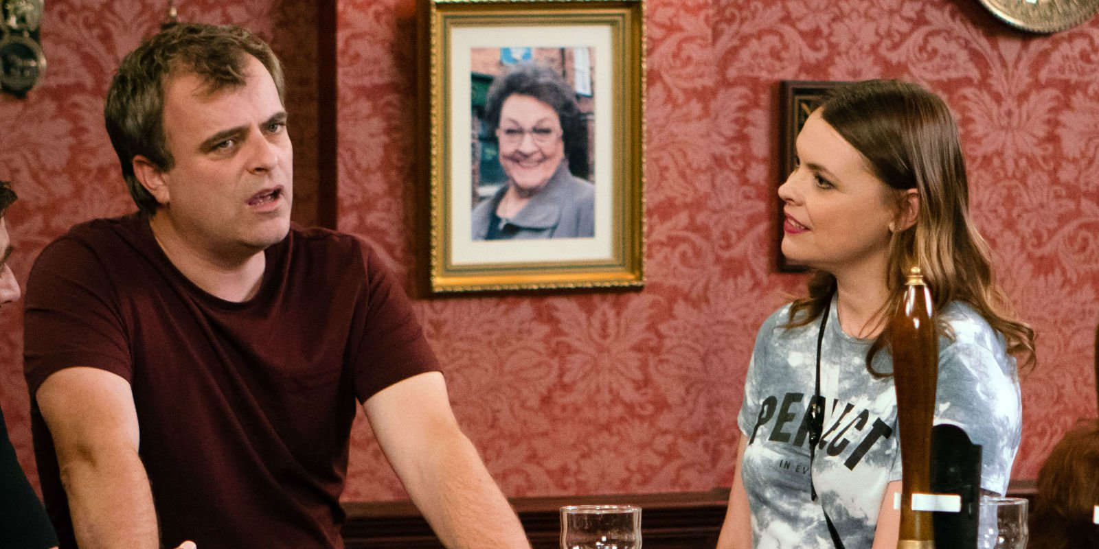 Coronation Street's Steve McDonald makes a shocking discovery about Hannah