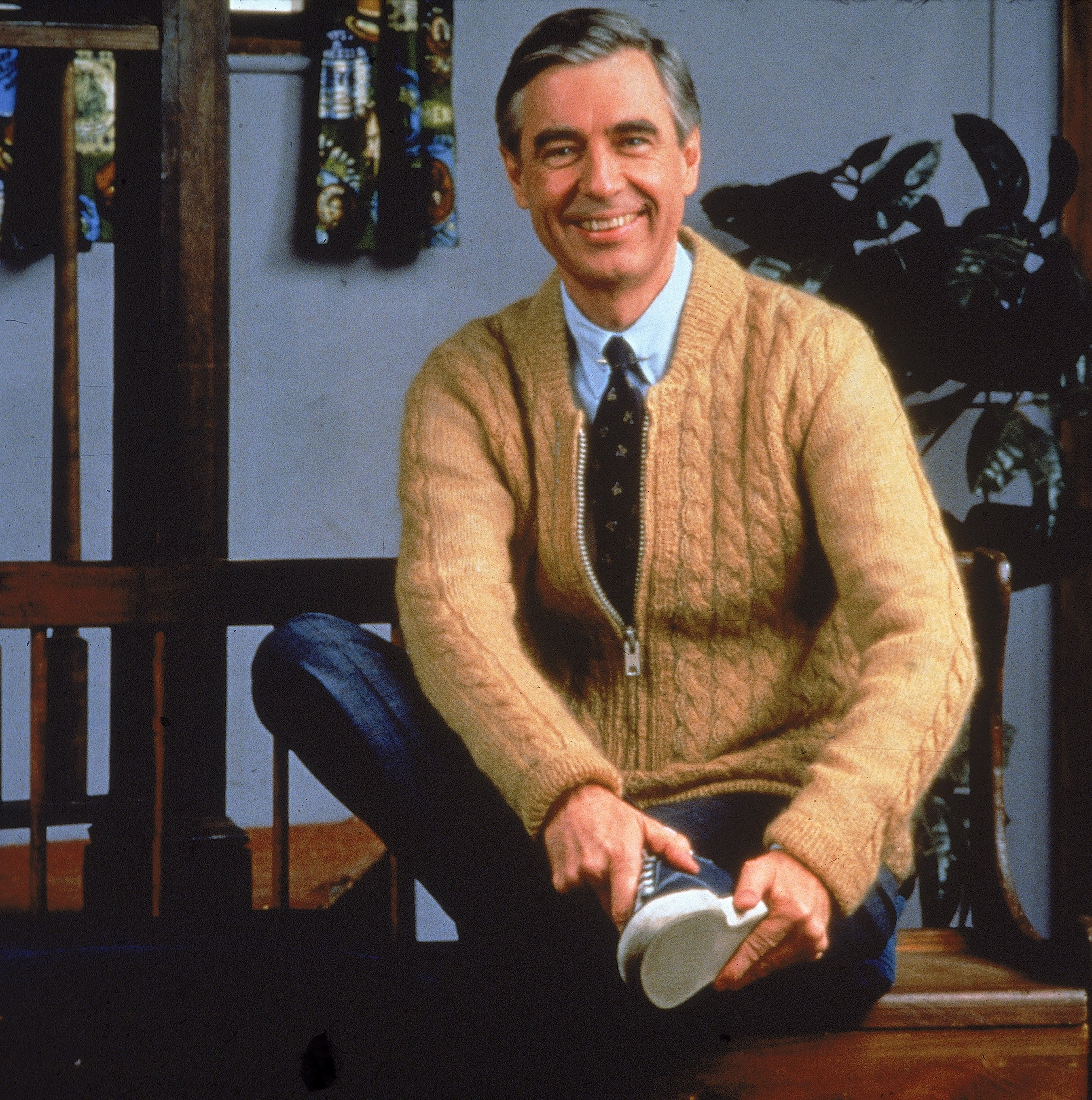 Google Honors Mister Rogers with Heartwarming Animated Doodle