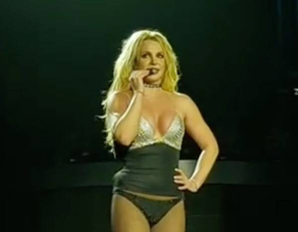 Britney Spears Booed After Mixing Up Two Cities in England