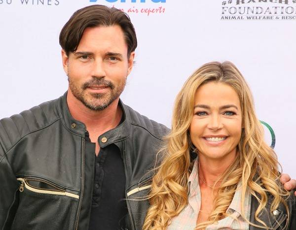 RHOBH's Denise Richards Is Engaged to Aaron Phypers