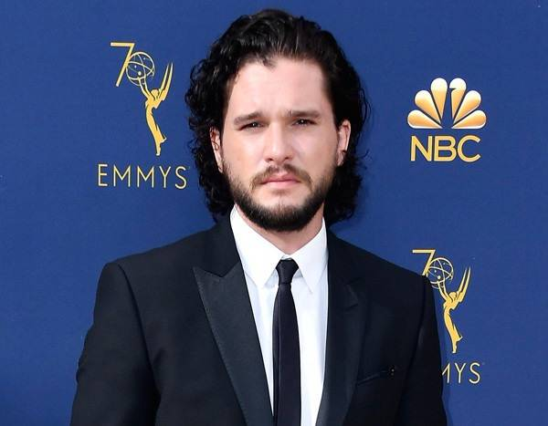 Kit Harington Has the Sweetest Message for Rose Leslie After Emmys Win