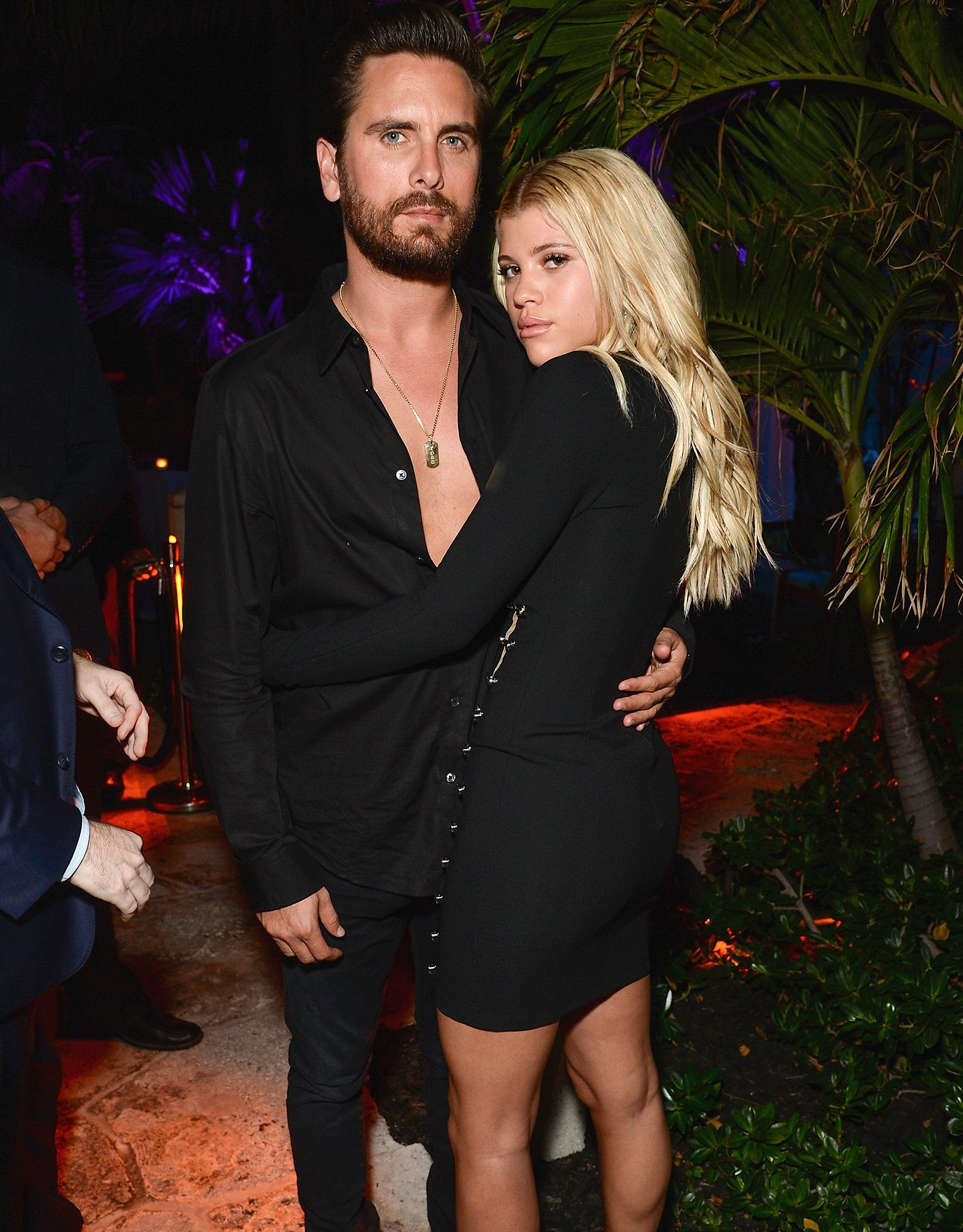 Sofia Richie Says She and Scott Disick are 'Very Happy'