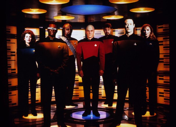 'Star Trek: The Next Generation' Photo Fuels Speculation Of Reunion On Picard Series