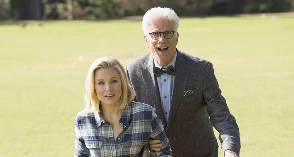 You Can Turn Your Internet Into 'The Good Place' With This Forkin' Awesome Chrome Extension