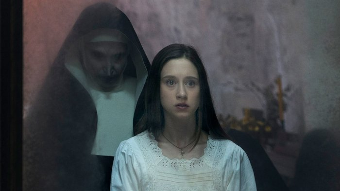 'The Nun' Outpaces All Four 'Conjuring' Movies Combined in Fandango Presales