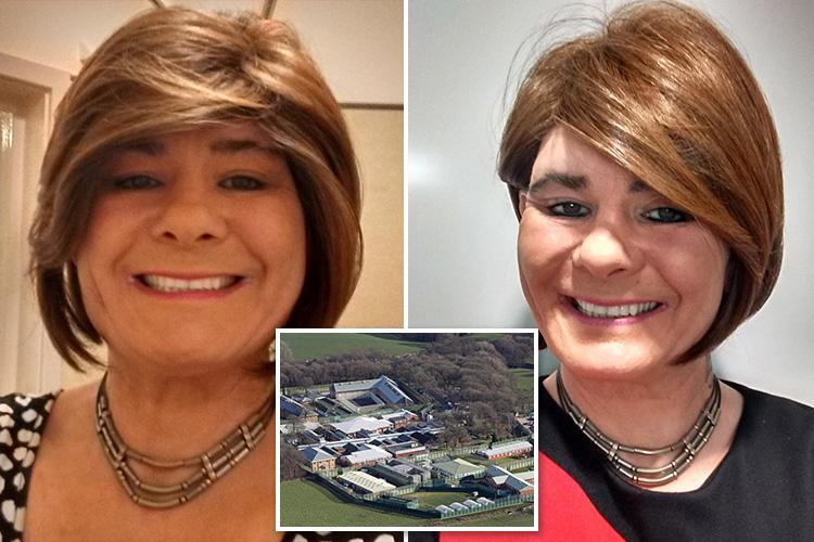 Transgender rapist sent to women's prison where she sexually assaulted inmates is 'playing the system', ex girlfriend claims