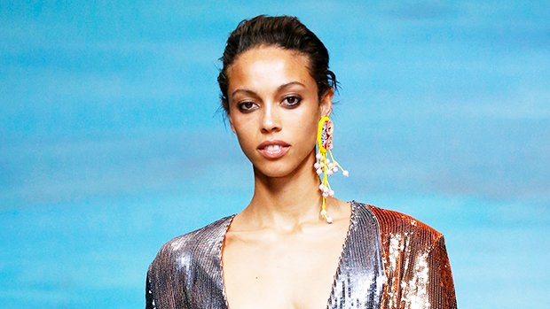 London Fashion Week: Model's Nipple Pops Out On The Runway — See Wardrobe Malfunction