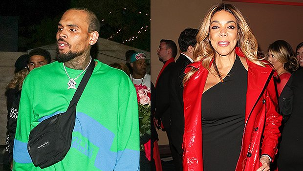 Chris Brown 'Shocked' Wendy Williams Took His Side In Custody Battle: Will He Make Peace With Her?