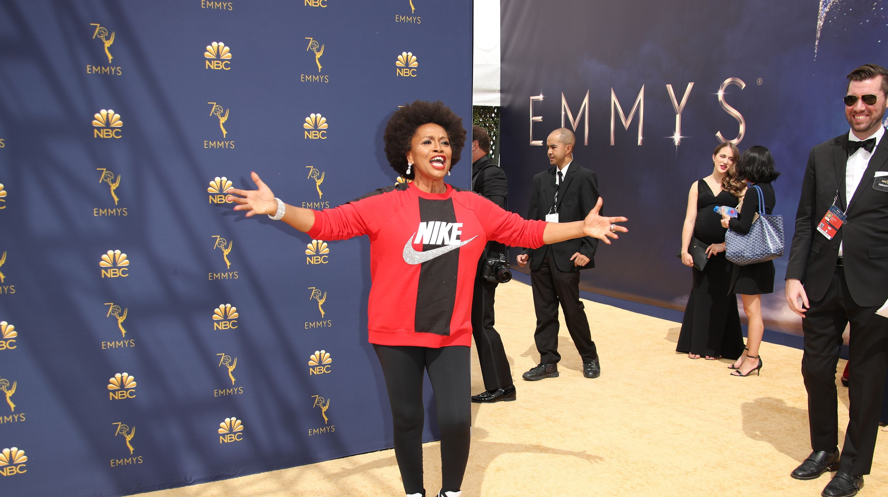 All the ways stars got political on the Emmys 2018 red carpet