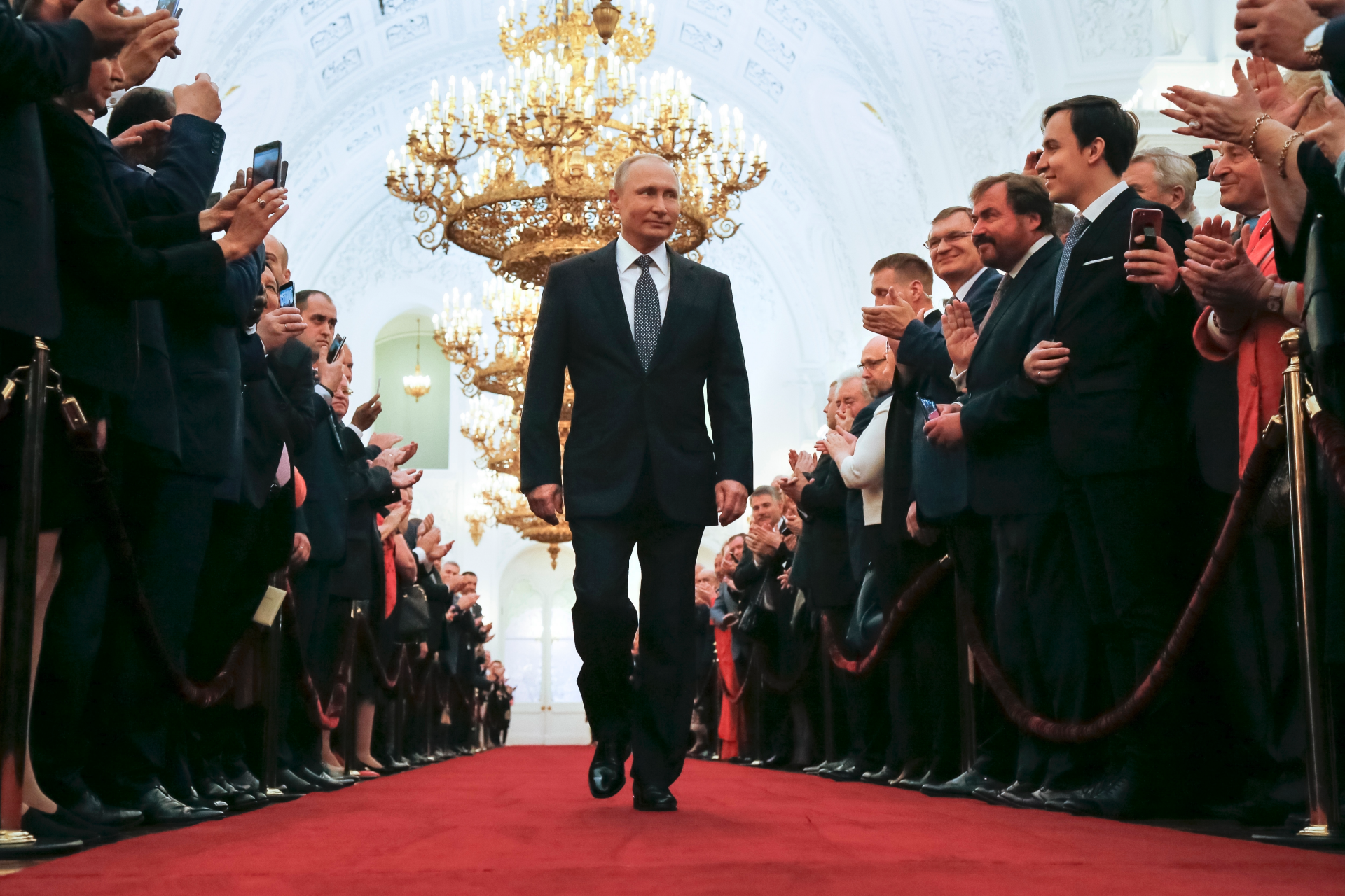 Russian meddling abroad: Does Putin pull all the strings?