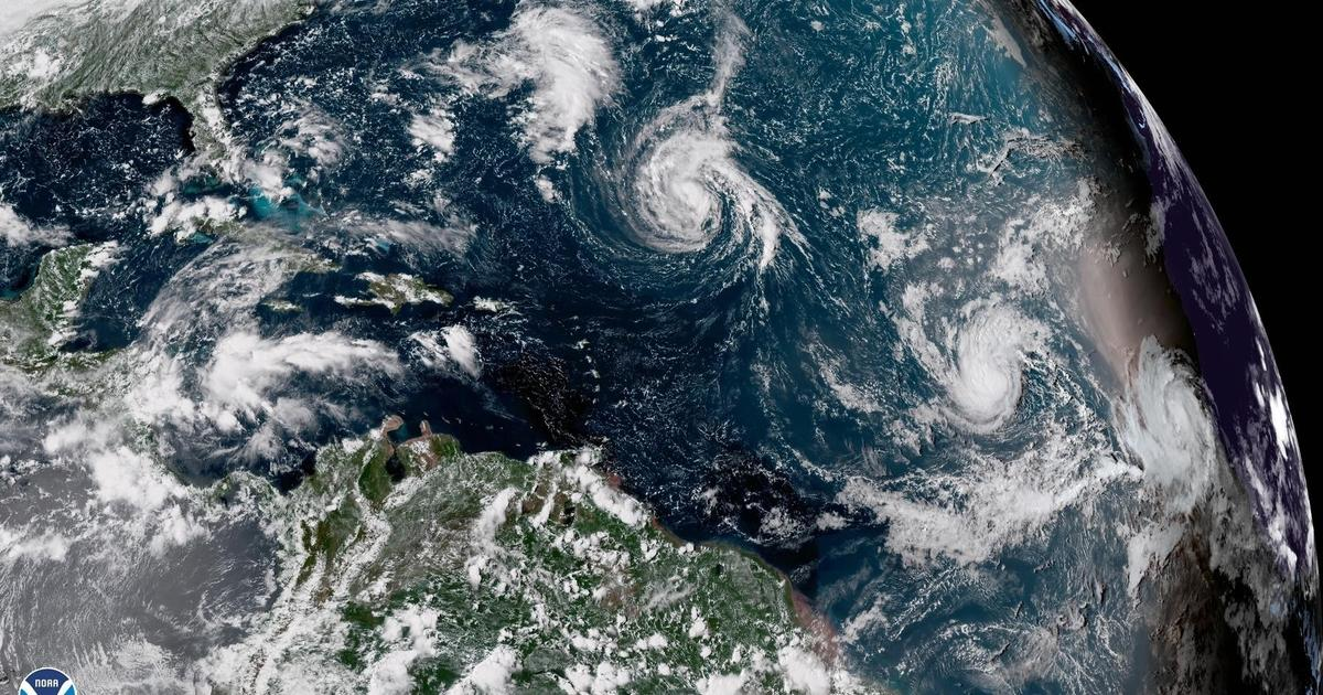 Florence strengthens to become a hurricane, taking aim at Southeast