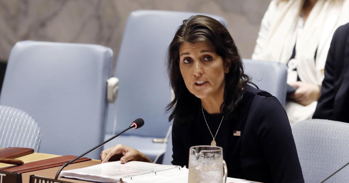Haley calls out Russia, China for skirting UN sanctions against North Korea