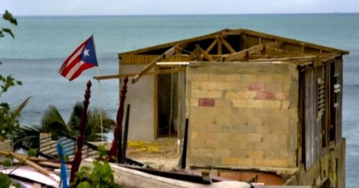 Federal report criticizes FEMA's response to Hurricane Maria in Puerto Rico