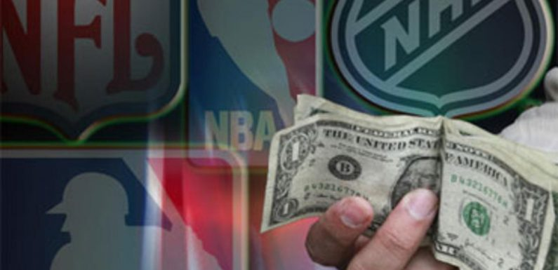 GOP lawmakers push for new regulations on sports gambling