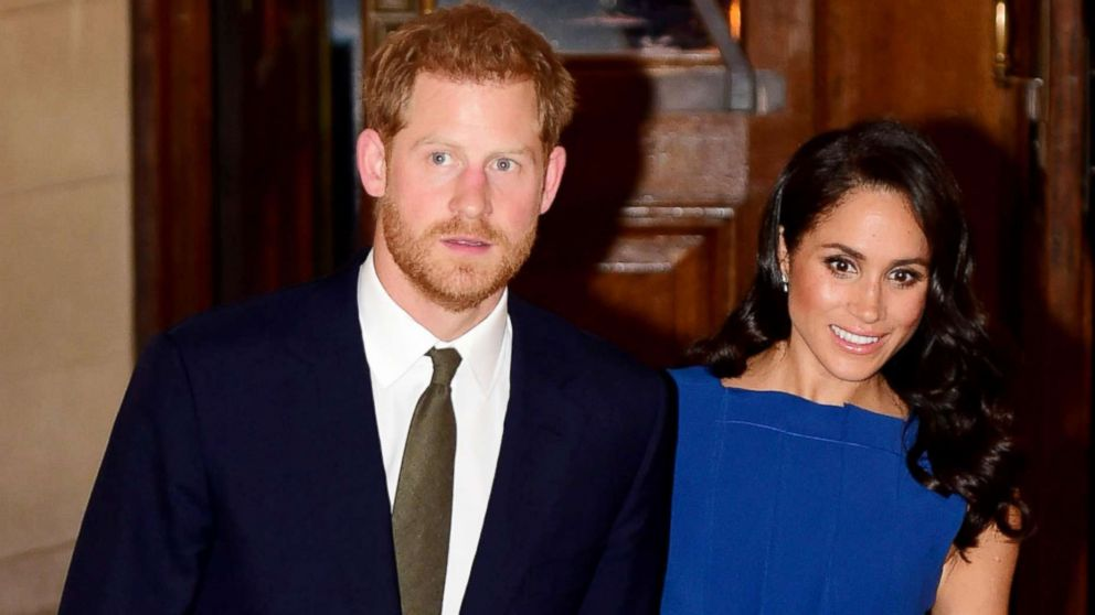 Prince Harry, Meghan Markle step out for a rare date night in London