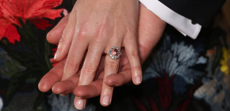 Princess Eugenie's Engagement Ring Is So Rare, No Other Bride Will Ever Have the Same