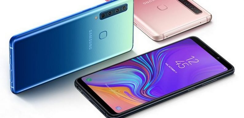 Samsung has announced the world's FIRST smartphone with four cameras
