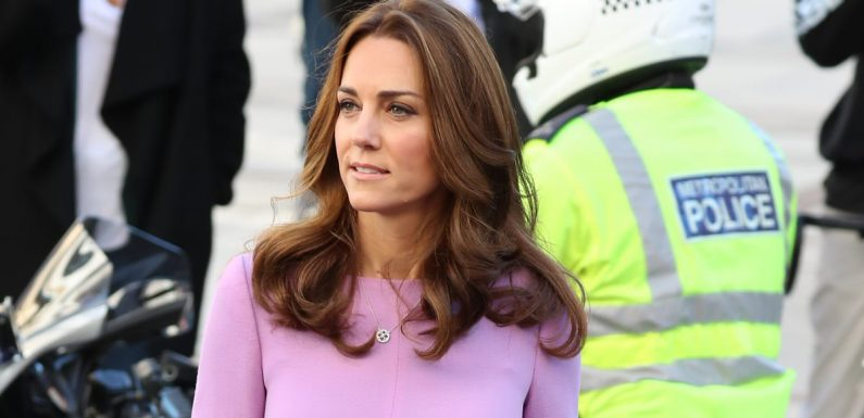 Kate Middleton Is Positively Glowing, and I Bet Her Dress Has Something to Do With It