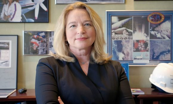 Meet Ellen Stofan, The First Female Director of the Smithsonian's National Air and Space Museum